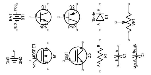 Basic Schematic Symbols