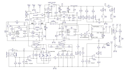 PA-IV Schematic
